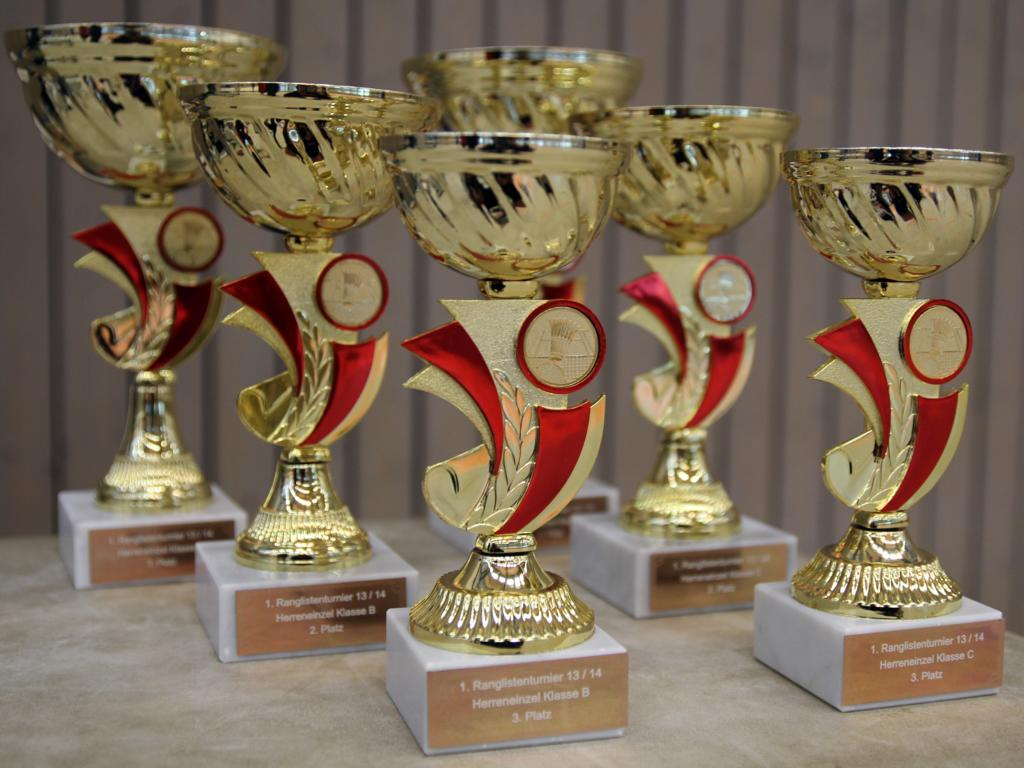 Badminton Turnier